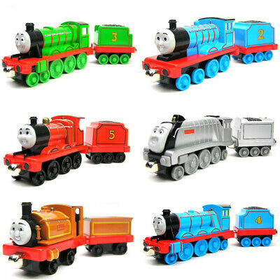 Mattel / LC Diecast Thomas and Friends engine Take N Play Tender