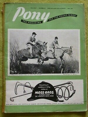 Pony / May 1956 / Horse Power After Horse Power
