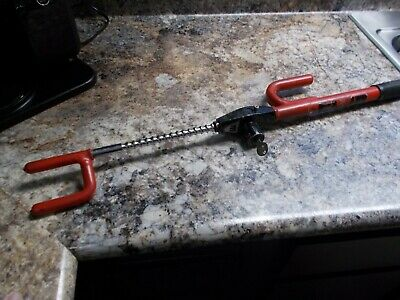 The Club Used Vehicle Theft Deterrent Device, Red, 1 Key, Good Condition