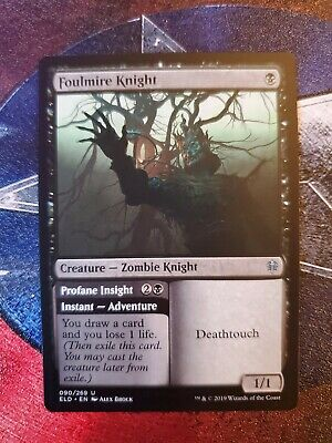 035//269 Uncommon - Throne of Eldraine 4 x Venerable Knight