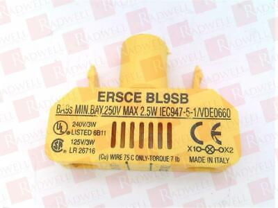 BL9SB USED TESTED CLEANED ERSCE BL9SB