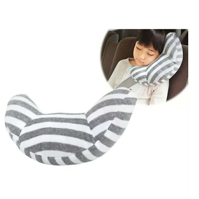 Babies Headrest Pillow Heads Protection Kids Car Safety Seat Soft Neck Supports