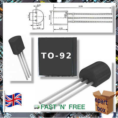 C945 S8050 SS8550 S9013 Transistor TO-92