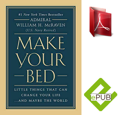 Make Your Bed: Little Things That Can Change Your Life...And Maybe the World (ep