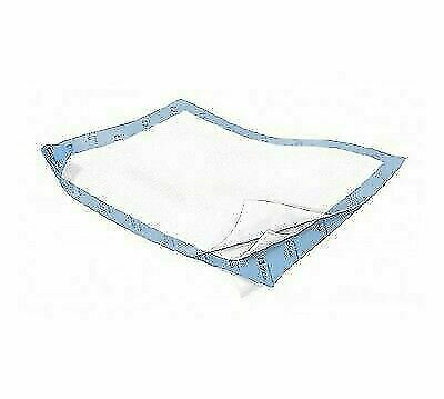 """Covidien Wings Quilted Premium Comfort Underpads 30"""" x 30"""" heavy"""