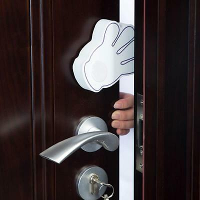 Kids Safety Door Stopper Cabinet Hands Jammers Stop Gate Lock Baby Safty Supply