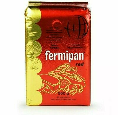 Fermipan Instant Dried Yeast Baker Bakery Baking Bread Dough Yeest Catering 500g