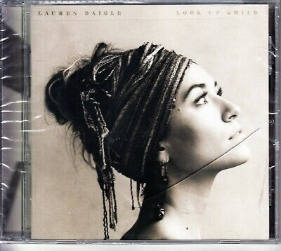 Lauren Daigle - Look Up Child - Brand New - Factory Sealed CD - **CRACKED CASE**