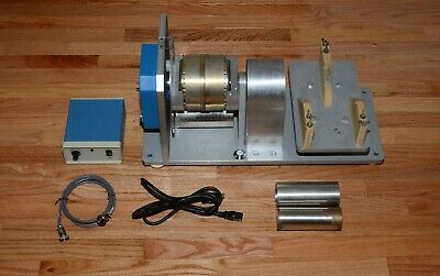 Magtrol HD-705-1 Hysteresis Dynamometer with 5200 Power Supply 0-800 Oz-in