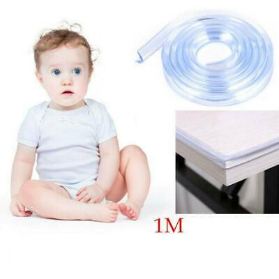 Soft Silicone Table Corner Protector Cushion Guards Edge Strip Baby Child Tool