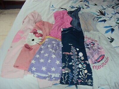 Small bundle girls clothes 8 Items Aged 11 yrs Boden Next tu