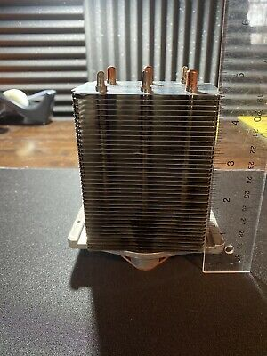 Heat sink CPU Tower (4.5x2.75x5.5 Inches)
