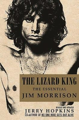 New, The Lizard King: The Essential Jim Morrison, Hopkins, Jerry, Book