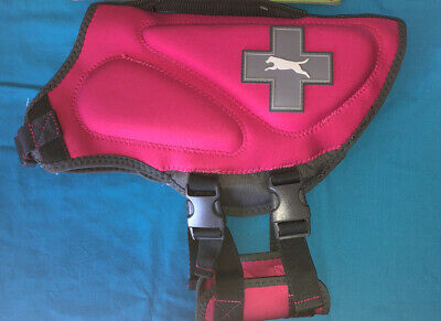 Top Paw Brand Pink Neoprene Life Jacket for Dogs