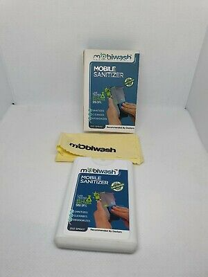 Mobiwash Mobile Phone/Tablet Cleaner Spray