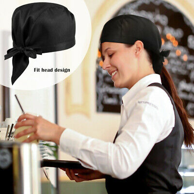 Professional Chefs Hat Restaurant Waiter Catering Kitchen Cook Chef Butchers Cap