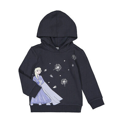 Disney Frozen Elsa Girls Hoodie top free postage Brand New with tags!