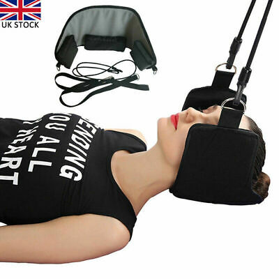 Hammock for Neck Pain Relief Portable Cervical Traction Massager Relaxing Pain
