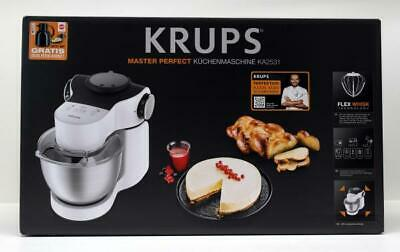 Krups Master Perfect Plus KA25 Knetmaschine incl. Emsa Isolierkanne