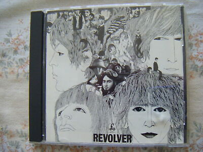 The Beatles - Revolver [made in UK] - CD