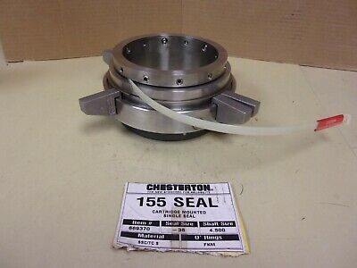 Chesterton 155 Seal 669370 Cartridge Mounted Single Seal , -36 , 4.500