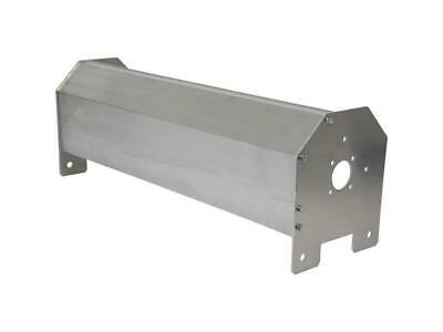 Buyers Products 3011871 | Aluminum partial top wind deflector kit w/ hardware