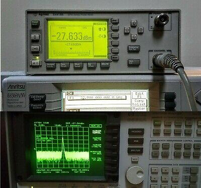 HP 8562A 22 GHz Spectrum Analyzer - Calibrated and TESTED!  - Warranty - Agilent