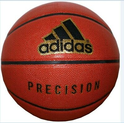 Adidas Precision Basketball Ball Indoor & Outdoor Sent Inflated