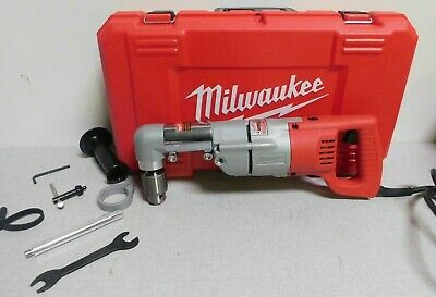 "MILWAUKEE 3002-1 Right Angle Drill Kit 1/2"" chuck"