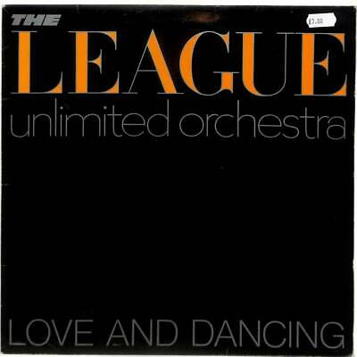 The League Unlimited Orchestra - Love And Dancing - LP Vinyl Record