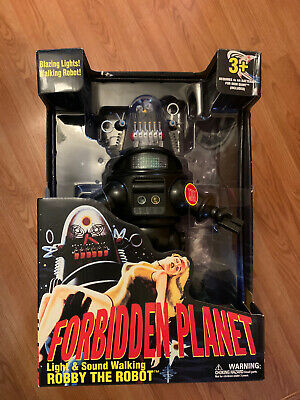 "Forbidden Planet Robby The Robot 12"" Walmart Exclusive Electronic Lights & Sound"