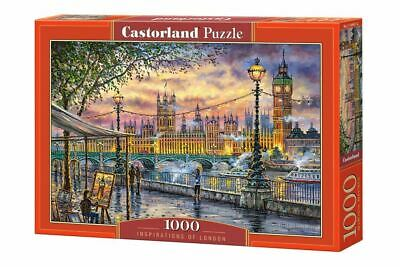 Castorland 1000 Piece Jigsaw Puzzle Inspirations of London