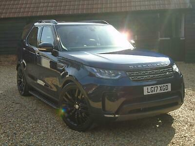 2017 Land Rover Discovery 2.0 SD4 SE Auto 4WD s s 5dr SUV Diesel Automatic
