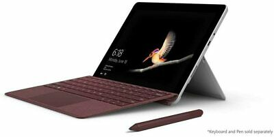 Microsoft Surface Go 10in Intel Pentium Gold 4GB 128GB SSD 4415Y Free Shipping