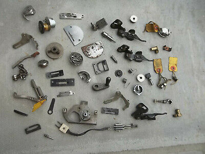 Vintage Joblot Sewing Machine Parts Singer Pfaff Simanco
