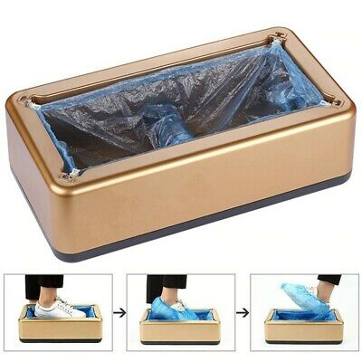 Automatic Shoe Cover Dispenser Protective Hygiene Portable Cleaning Boot Safety