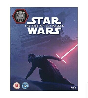 Star Wars: The Rise of Skywalker (The First Order Limited Edition) [Blu-ray]
