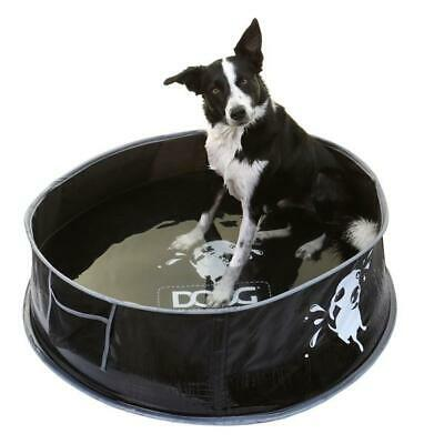 Perfect Popup & Foldable Bath and Pool for Dogs for Traveling, Camping & More