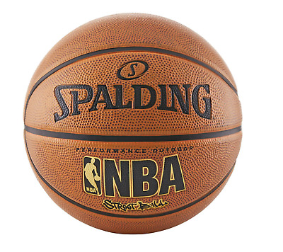Spalding NBA Street Basketball Official Size 7 (29.5'') LOWEST PRICE FOR VALUE