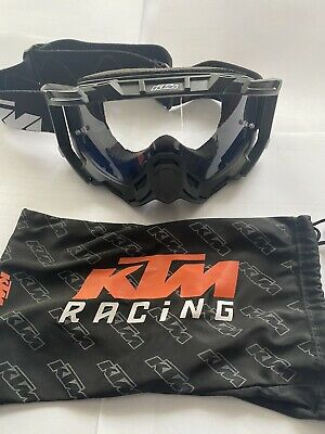 Ktm Goggles Racing  Black