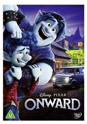 Disney & Pixar's Onward DVD [2020] PRESALE For 1st June