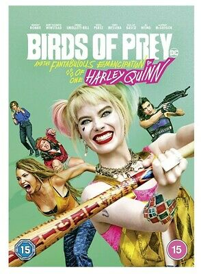 Birds of Prey (and the Emancipation of One Harley Quinn) [DVD] PRESALE 15th June