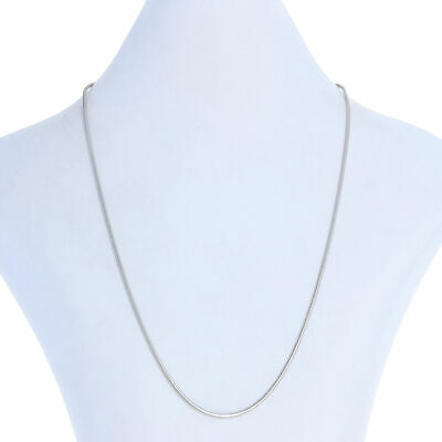 Sterling Silver Girls .8mm Box Chain Sippy Cup Pendant Necklace