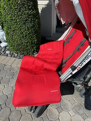 Uppababy G-Luxe Umbrella Stroller PAD RED