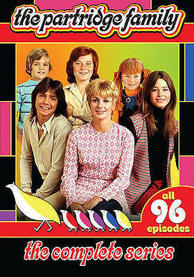 The Partridge Family - The Complete Series, New DVD David Cassidy Shirley Jones