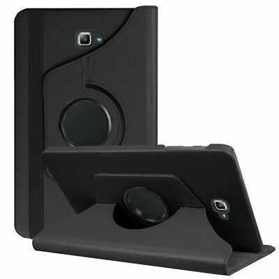 """360 Rotation Leather Case Stand Cover For Samsung Galaxy Tab A6 10.1"""" T580/T585"""