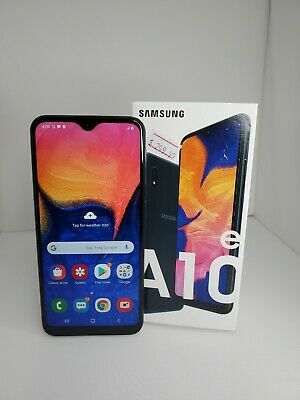 Samsung Galaxy A10e SM-A102U - 32 GB - Black (Unlocked) (Single SIM)
