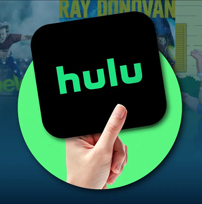 Hulu Premium Subscription Account NO ADS 1 Year - Instant Delivery