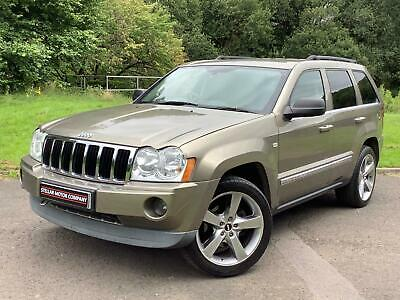 2007 Jeep Grand Cherokee 5.7 V8 Limited 4x4 5dr