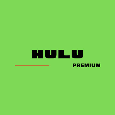 Hulu Premium account with no ads one year warranty fast delivery